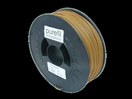 purefil PLA Filament hellbraun 1kg 1.75mm