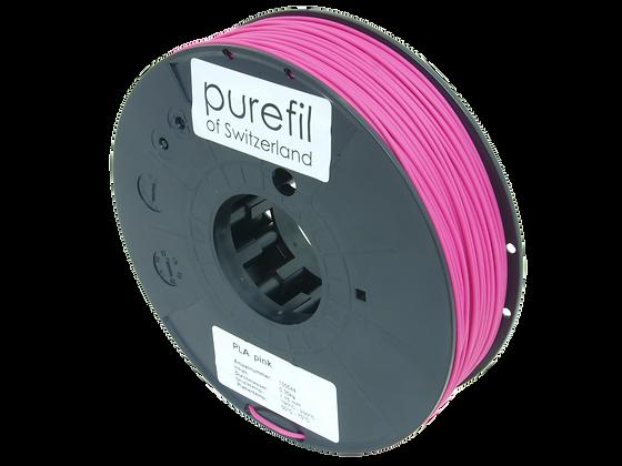 purefil PLA Filament pink 0.35kg 1.75mm