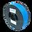 Thumbnail: purefil ABS Filament himmelblau 1kg 1.75mm