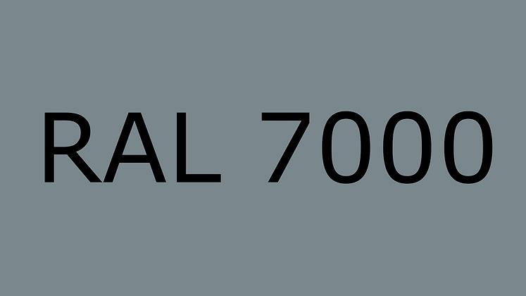 purefil Filament RAL 7000 1.75mm