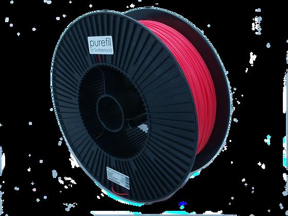 purefil PLA Filament neonrot 2.5kg 1.75mm