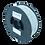 Thumbnail: purefil bioTEC Filament grau 1kg 1.75mm