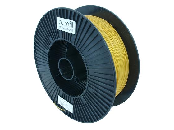 purefil bioTEC Filament gold 2.5kg 1.75mm