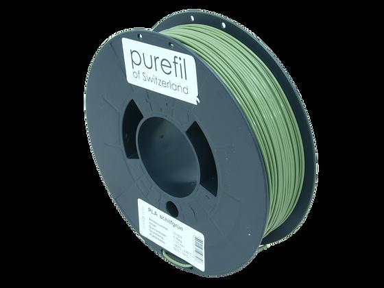 purefil PLA Filament schilfgrün 0.35kg 1.75mm