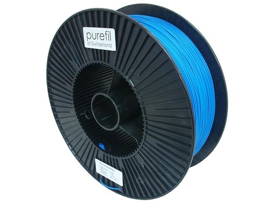 purefil PLA Filament himmelblau 2.5kg 1.75mm
