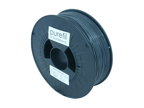 purefil bioTEC Filament anthrazit 1kg 1.75mm