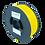 Thumbnail: purefil bioTEC Filament gelb 1kg 1.75mm