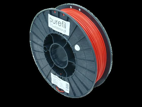 purefil PLA Filament neonrot 0.75kg 1.75mm