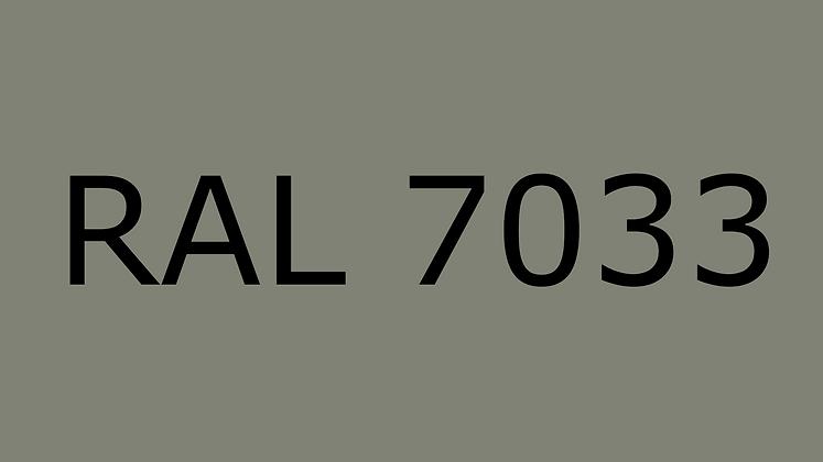 purefil Filament RAL 7033 1.75mm