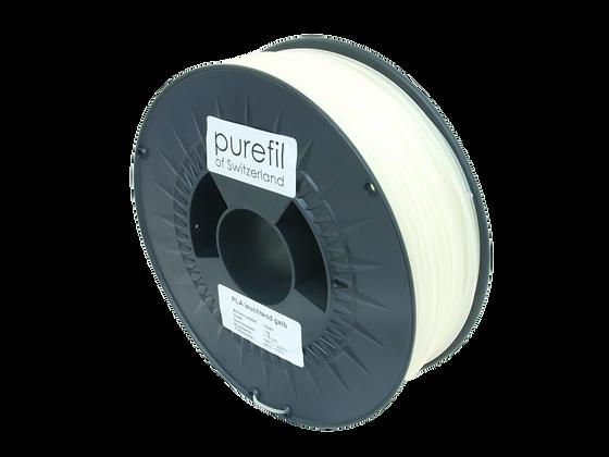 purefil PLA Filament leuchtend gelb 1kg 1.75mm