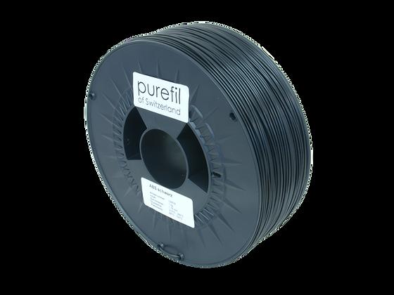 purefil ABS-R Filament schwarz 1kg 1.75mm