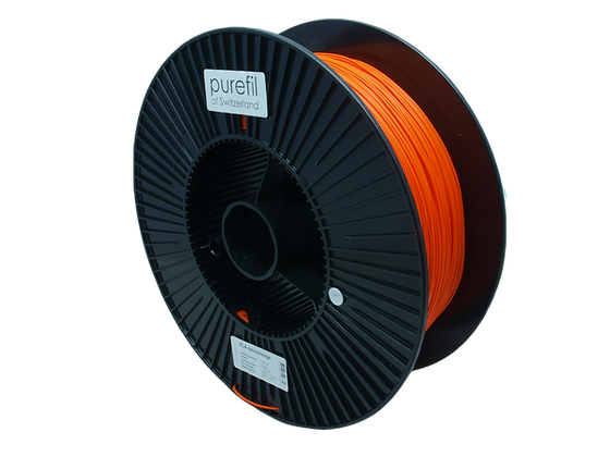 purefil PLA Filament neonorange 2.5kg 1.75mm