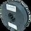 Thumbnail: purefil PLA Filament anthrazit 0.35kg 1.75mm