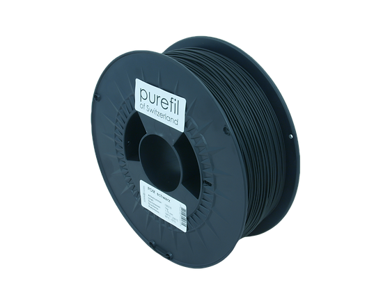 purefil POM Filament schwarz 1kg 1.75mm