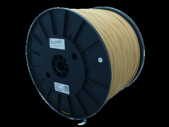 PLA Filament beige 10kg 1.75mm