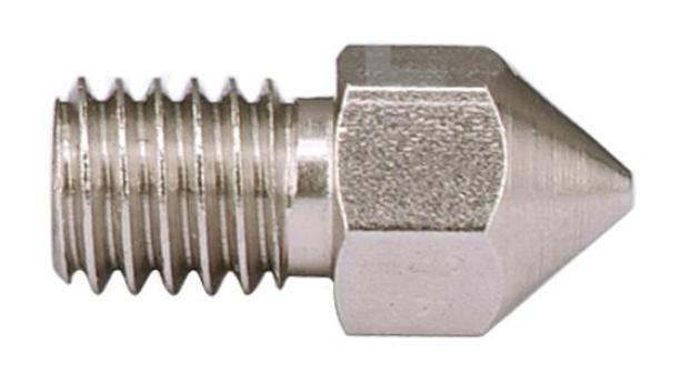 MK8 Düse 0.6mm Chromstahl