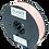 Thumbnail: purefil PLA Filament leuchtend rot 0.35kg 1.75mm