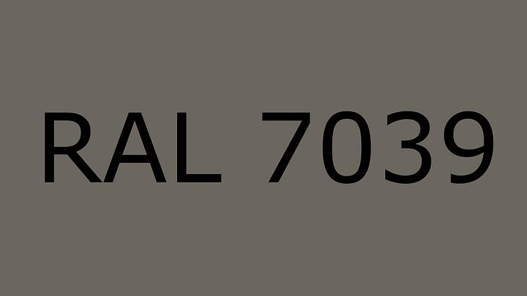 purefil Filament RAL 7039 1.75mm