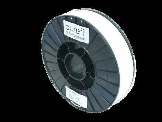 purefil PLA Filament weiss 0.75kg 1.75mm