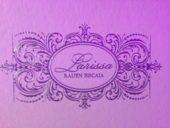 LARISSA RAUEN BISCAIA - 15 ANOS - CASTELO DO BATEL