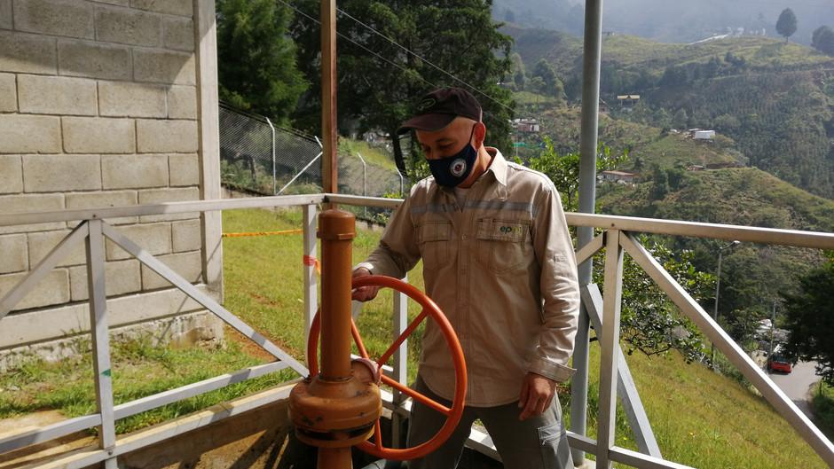 EPM pone en operación la nueva bocatoma La Bocana, que beneficia a habitantes de Medellín