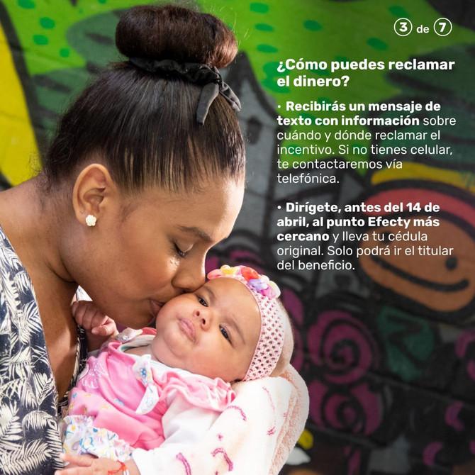 ¡Atención! Ampliaron el plazo para que las familias beneficiarias del proyecto Renta Básica reclamen