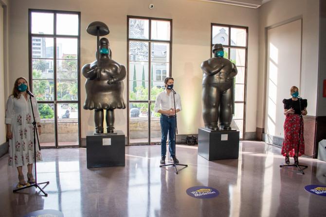 Los museos se preparan para abrir sus puertas
