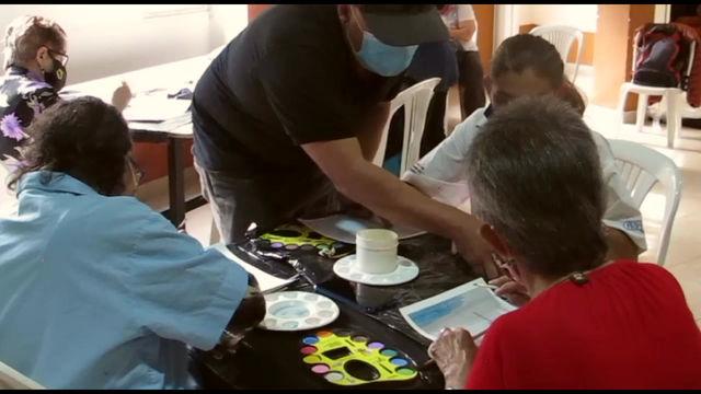 Arte y Cultura en formación en la Comuna 15 Guayabal