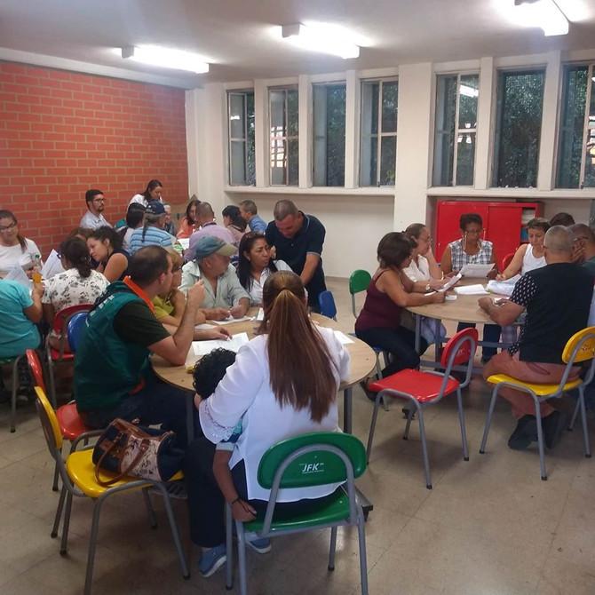 Encuentro Territorial Comuna 15 Guayabal, un encuentro que transforma lo social