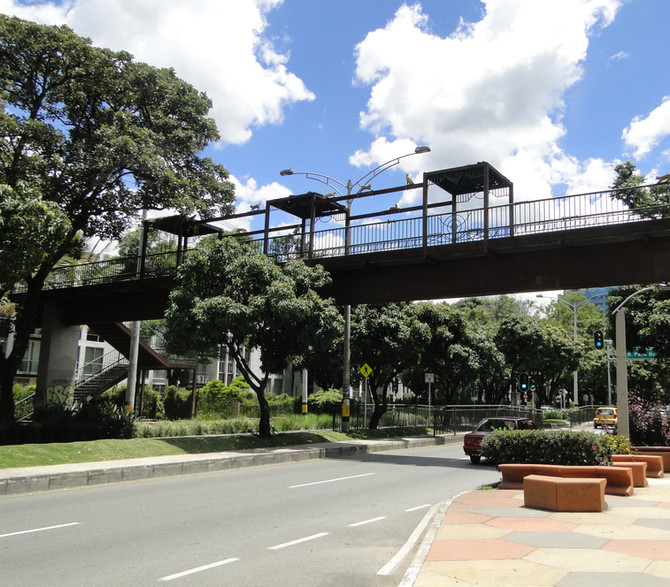 Por fin!!!! 13 puentes peatonales y 9 vehiculares serán intervenidos en puntos estratégicos