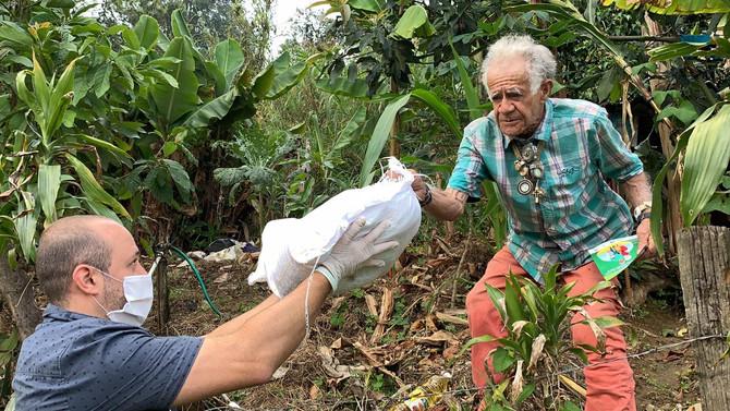 Antioquia Solidaria ya llegó con los paquetes alimentarios a 8.950 familias del departamento