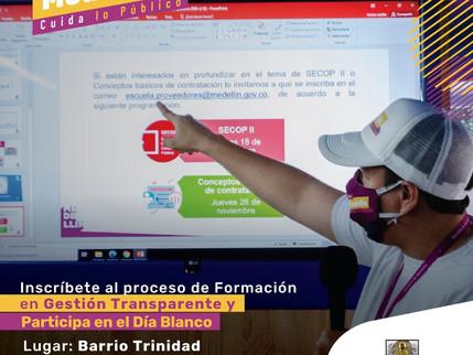Ruta Medellín Cuida lo Público llegará a Guayabal