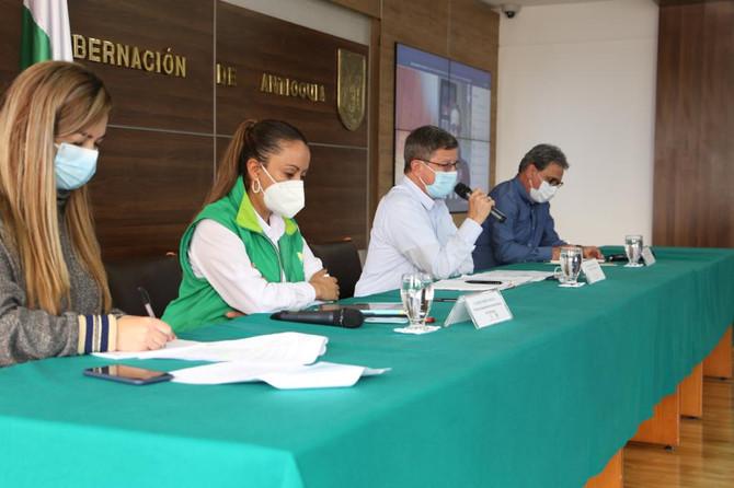Inició en Antioquia la Gran Agenda del Diálogo Social por la vida