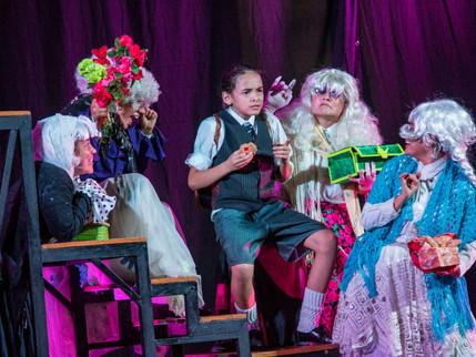 Más de 1.000 niños, niñas y jóvenes podrán aprender teatro en la Red de Creación Escénica