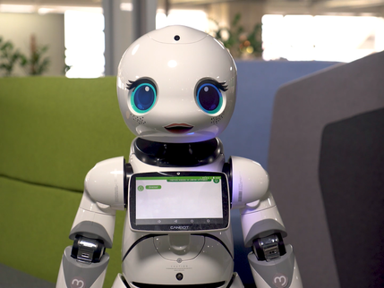 Ema es la nueva asistente robótica de EPM