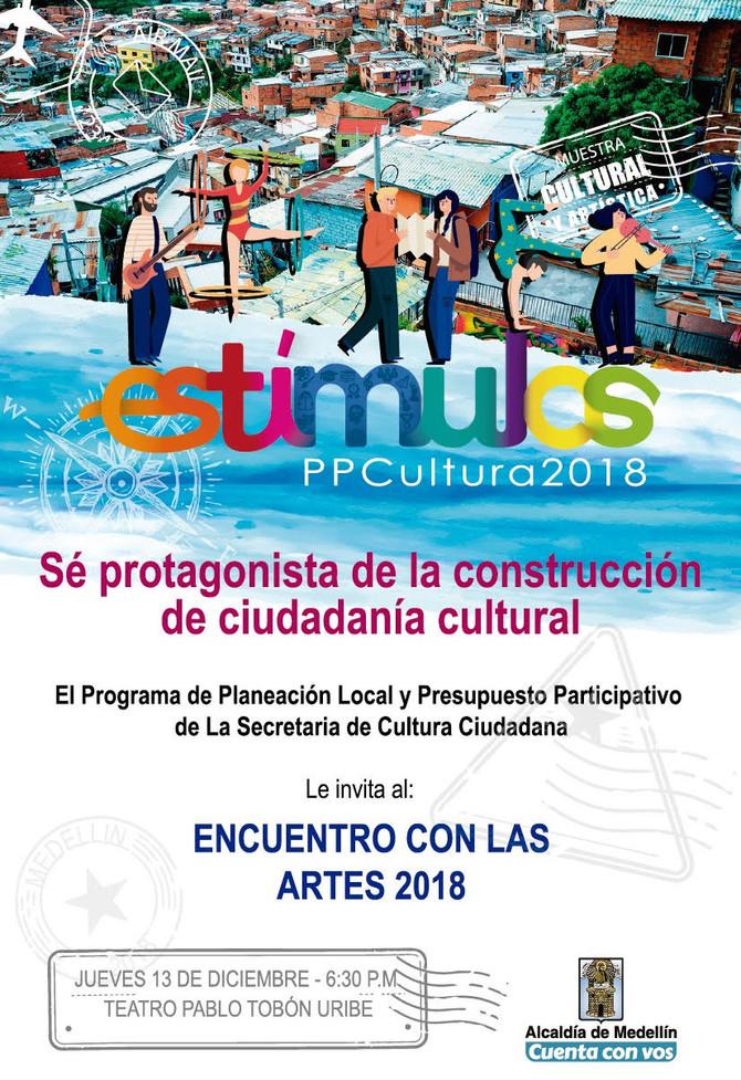 Secretaría de Cultura Ciudadana entrega reconocimientos a ganadores de la Convocatoria de Estímulos