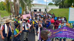 ¿Porqué se van los indigenas en Minga de Medellín?