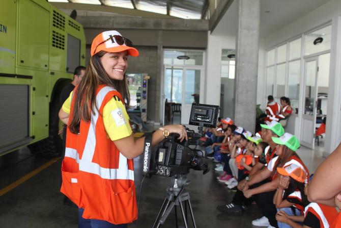 Aeropuerto Olaya Herrera expone lo que viene haciendo al Concejo a la Ciudad de Medellín