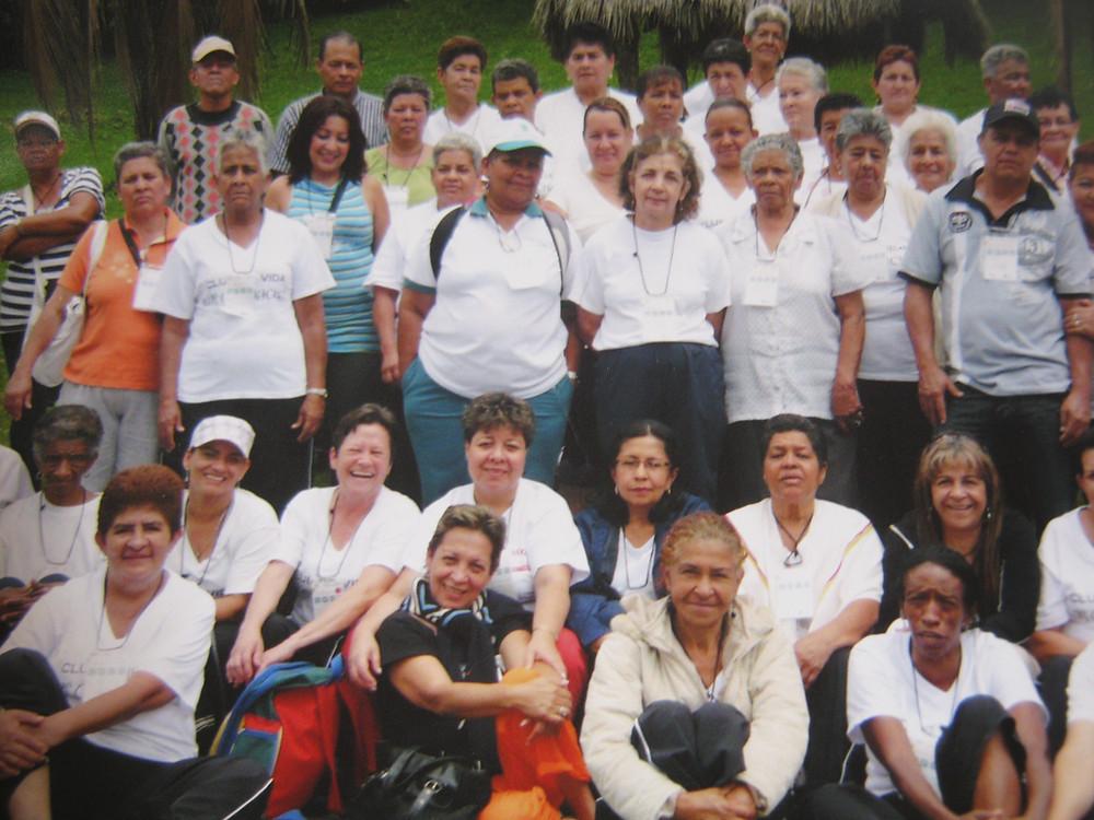 Fotografía: Club de Vida las Cuchachas de Betania