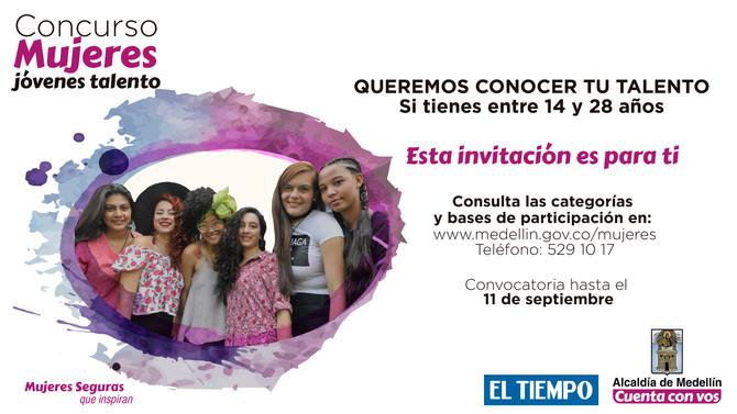 Concurso Mujer Joven Talento 2017