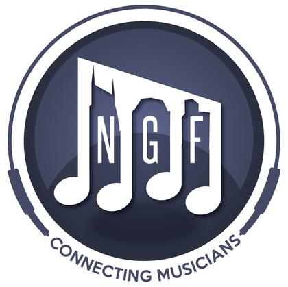 Logo created for Nashville Gig Finder