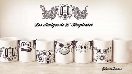 Colección de tazas