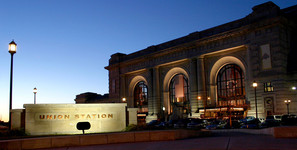 Union Station Twilight