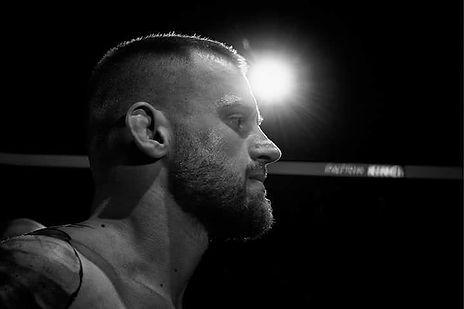 MMA zápasník - Patrik Kincl