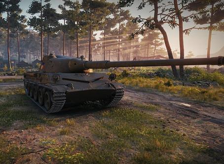 První československý osmičkový prémiák tvp T-27 už brzy ve hře.