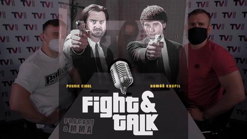 Fight&Talk #37 Anet Antošová