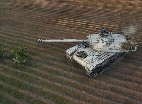 Další maraton o nový francouzský střední tank VIII. úrovně Bat.-Châtillon Bourrasque