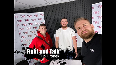Fight&Talk #42 Filip Hronek