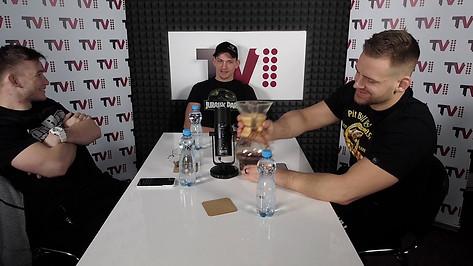 """Fight&Talk #28 David """"Undertaker"""" Dvořák"""