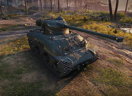 Nový tank M4A1 FL 10 na supertestu
